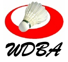 Logo - Winchester & District Badminton Association